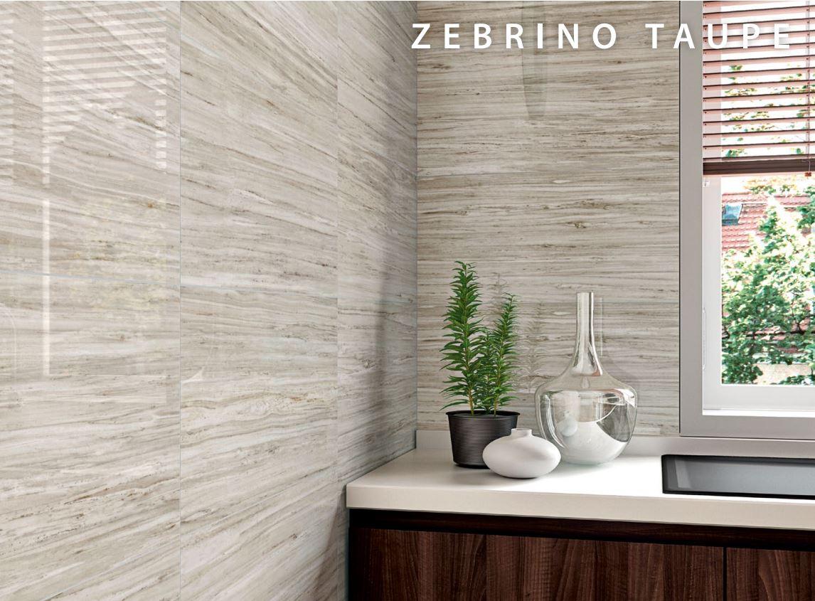 Zebrino Taupe