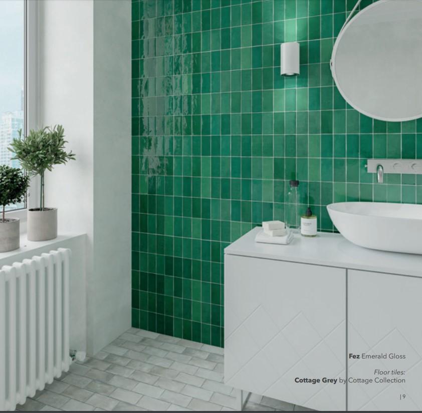 Fez Emerald Gloss
