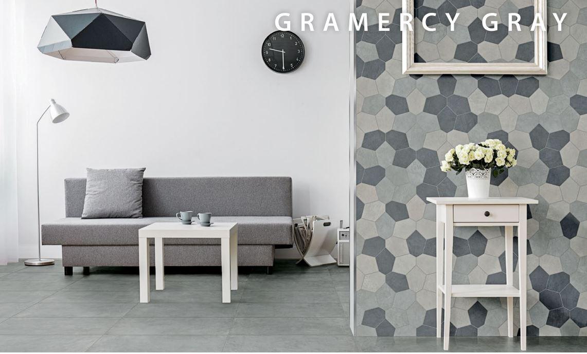 NY2LA Gramercy Gray