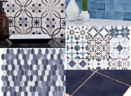 New from  Anthology Tile!