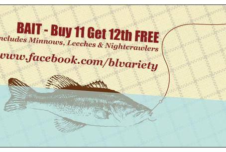 Get FREE Bait!