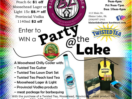 WIN ~ Party @ the Lake