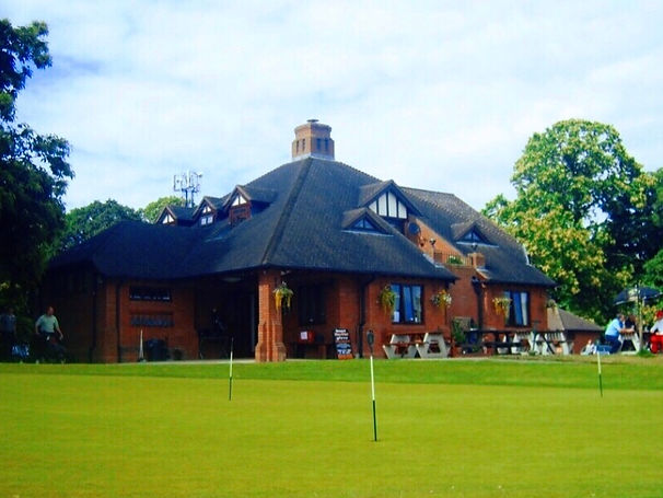 golf clubhouse