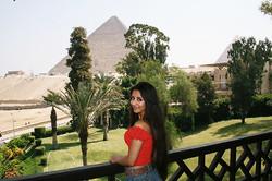 Demi Mann Adventures, Exploring in Egypt