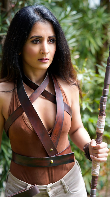 Demi Mann Photo Actress Game of Thrones Star Wars The Mandalorian the witcher The Scorpion King Film Television Series