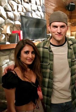 Demi Mann & Ashton Kutcher