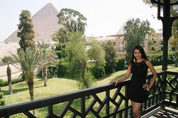 Demi Mann in Egypt