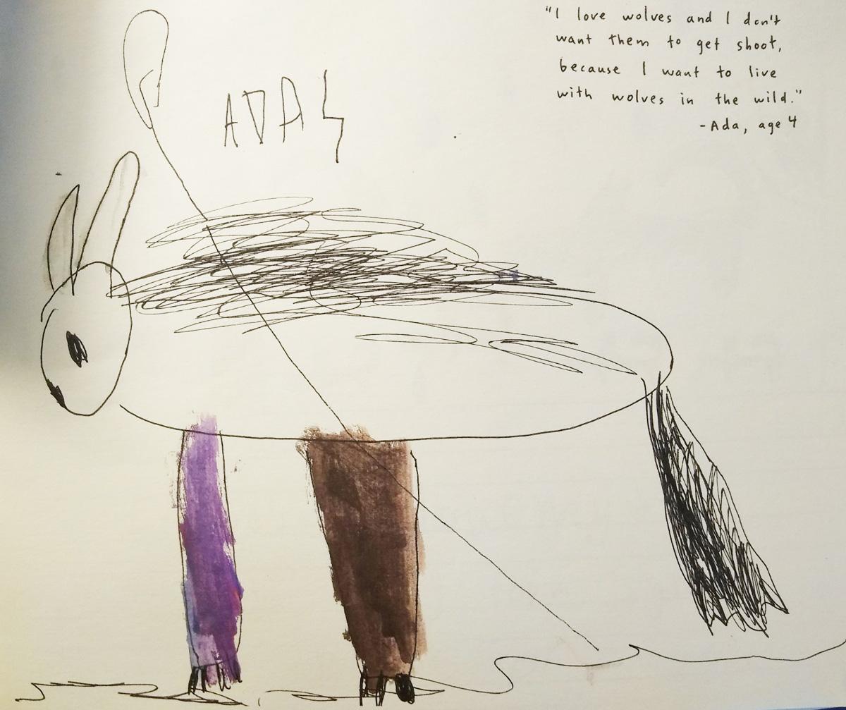 Ada - 4 years old