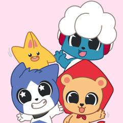 캐치,라오,우피,팅