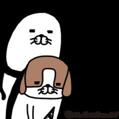 Panda And Dog