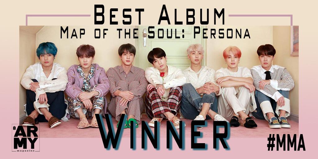 Twitter Announcement: Best Album Win