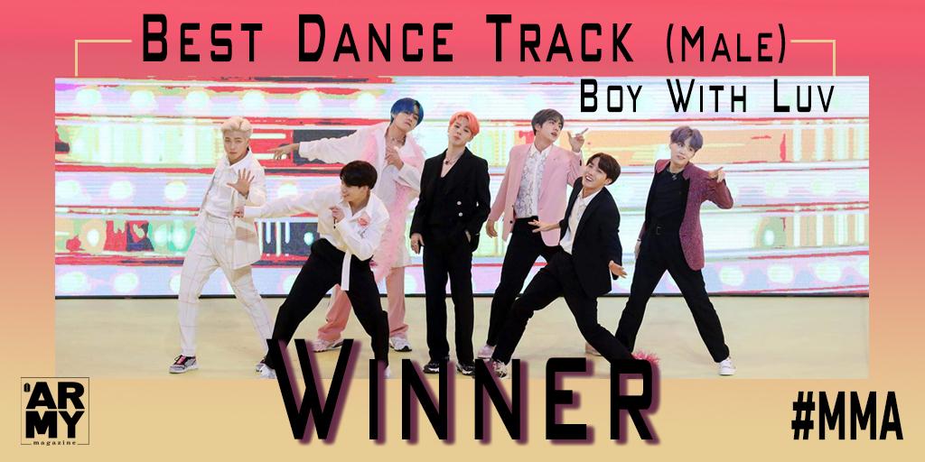 Twitter Announcement Best Dance