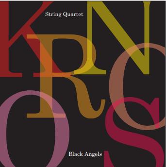 Mock-up For Kronos CD