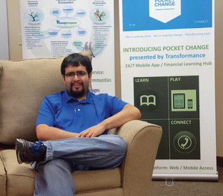 Dallas Man Takes AIM on Savings, Stability