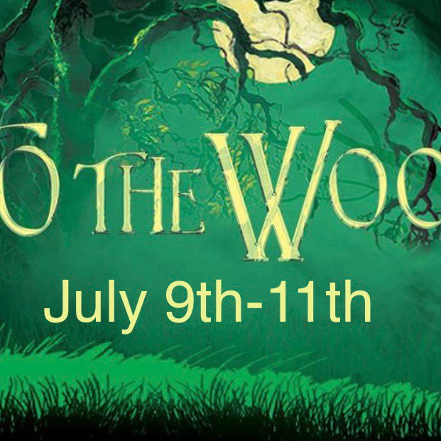 SITDA Presents: Into The Woods July 9th-11th
