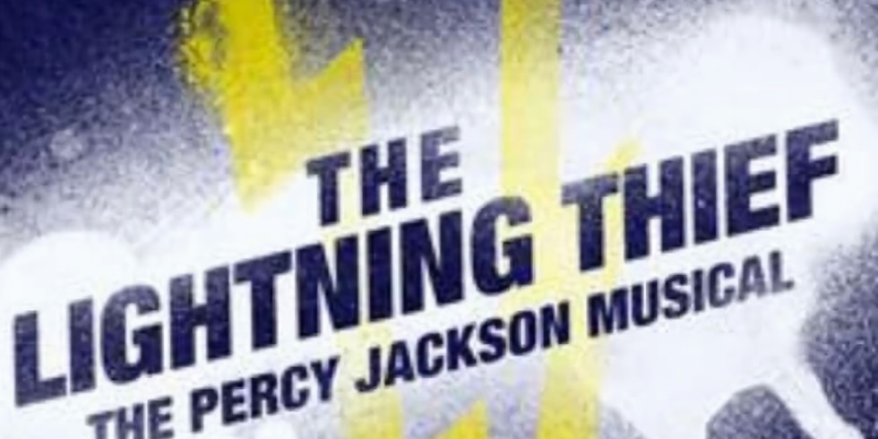 AUDITIONS: The Lightning Thief, The Percy Jackson Musical  (1)