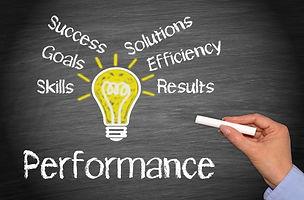 Performanec management graphic