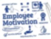 Employee motivation graphic