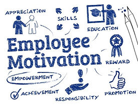 Employee motivation graphic