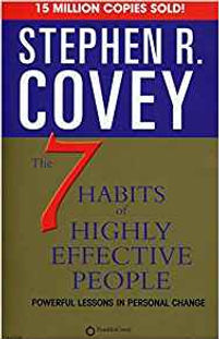 Image of book 'The Seven Habits of Highly Effective People'