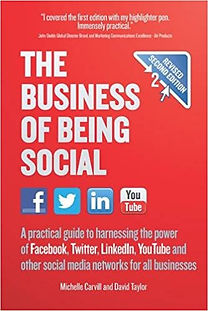 Image of book 'The Business Of Being Social'