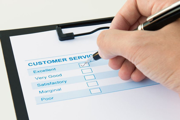 What great customer service really looks like