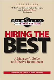 Image of book 'Hiring The Best'