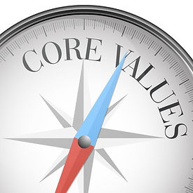 Your core values matter
