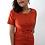 Thumbnail: Vestido Fernanda Caterina Laranja Queimado