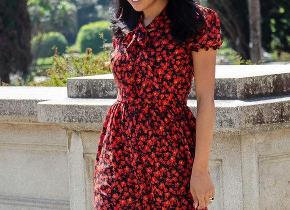 Vestido Ingrid Primavera