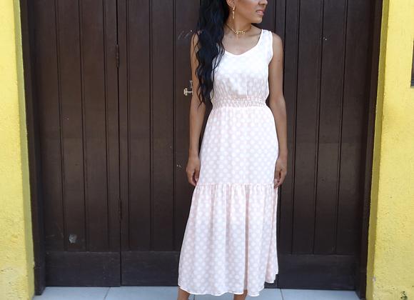 Vestido Karina Rose