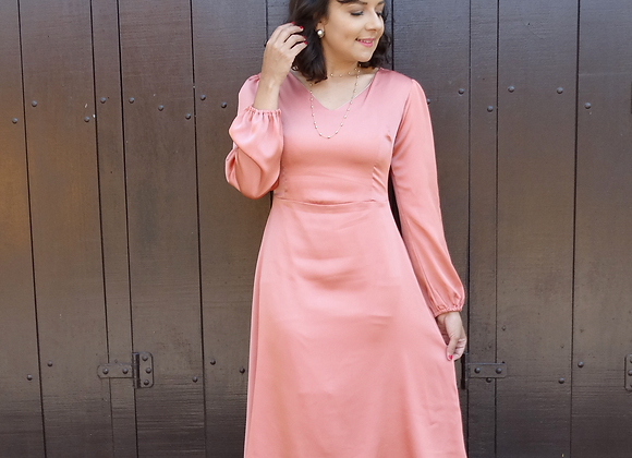 Vestido La Vie in Rose