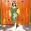 Thumbnail: Vestido Cachecoer Verde Musgo