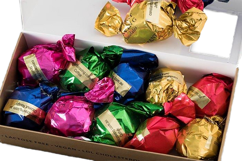 Constant Craving Chocolate The Mixed Box - 10 Chocolates