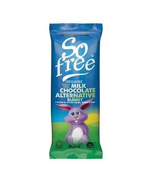 Plamil So Free Chocolate Easter Bunny Bar 25g