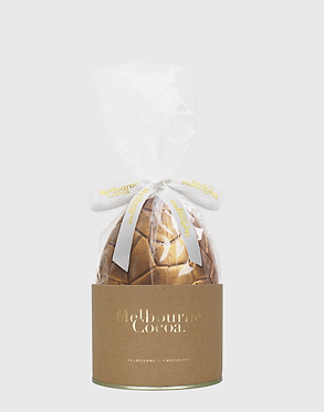 Melbourne Cocoa Golden Easter Egg 150g