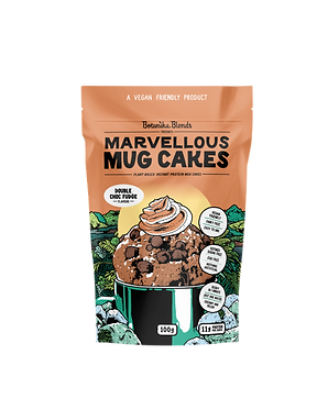 Botanika Blends Marvellous Mug Cakes - Choc Fudge 100g