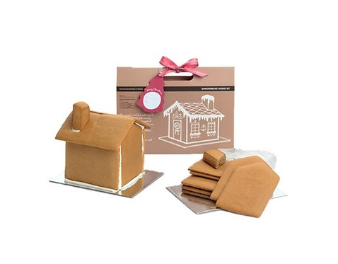 Gingerbread Folk Gingerbread House Kit 600g