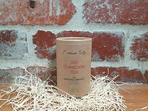 Monsieur Truffe Dark Hot Chocolate Tin 250g