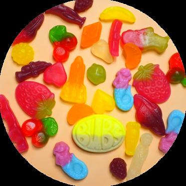 Mylk Bar Sweets Fizz Free - 150g