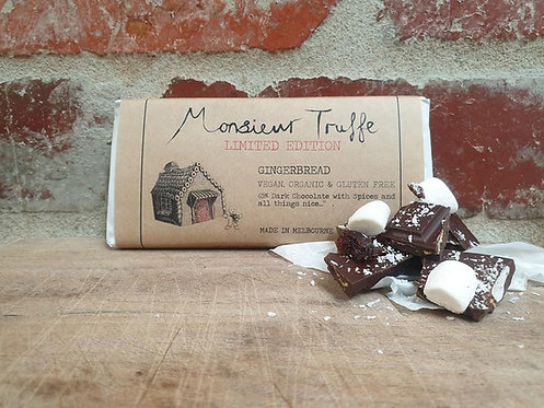 Monsieur Truffe 65% Gingerbread 100g