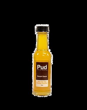 Pud for all seasons Orange Caramel Dessert Sauce 150ml