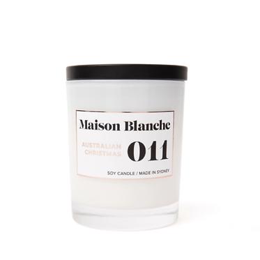 011 Australian Christmas / Medium Candle Limited Edition 200g