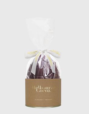 Melbourne Cocoa 70% Dark Chocolate Easter Egg 150g