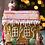 Thumbnail: Gingerbread Folk Gingerbread House Kit 600g