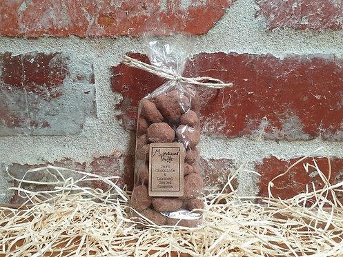 Monsieur Truffe Caramelised Chocolate Almonds 100g