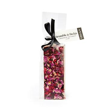 Bramble & Hedge Wild Raspberry Vanilla Bean Nougat