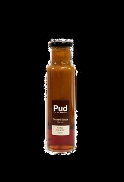 Pud for all seasons Toffee Caramel Dessert Sauce 250ml