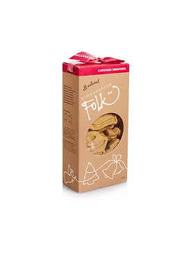 Gingerbread Folk Christmas Miniatures 130g