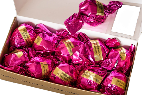 Constant Craving Chocolate Scorched Almond - 10 Chocolates